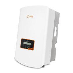 Solis PV الشبكة الربط الداخلي العاكس الشمسي 3 كيلو واط 6 كيلو واط 10 كيلو واط 20 كيلو واط 30 كيلو واط 40 كيلو واط مع شبكة تجارية مقيدة على عاكس الشبكة ضمان لمدة 5 سنوات