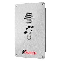 La fonction Numérotation automatique Téléphone Mains Libres Kntech Knzd-09 Téléphone IP à l'extérieur Intercom industrielle