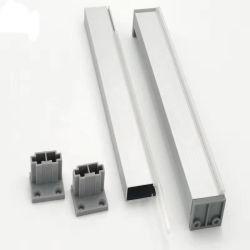 突き出されたアルミニウムI型梁の標準の長さ