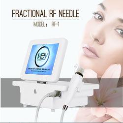2021 جودة عالية التردد اللاسلكي الجزئي الميكرونيكل Acne العلاج تردد اللاسلكي جهاز تجميل الوجه