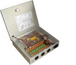 9CH de Eenheid SMPS van de Levering van de Macht van het Toegangsbeheer van de 12V10A120W PTC Zekering