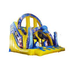 0,55mm Lilytoys PVC Gorila comercial de productos de la diapositiva inflable Castillo