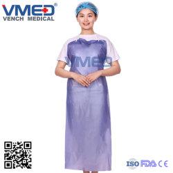 PPE van de Schort van Polyvinyl Chloride van pvc Plastic Individuele Beschikbare Producten