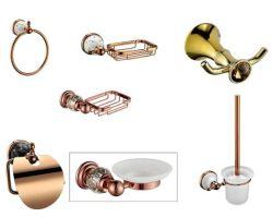 Accesorios de baño Toalla de latón anillos