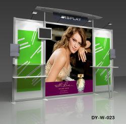 Пользовательское отображение торговой выставки стенд модульной выставочный стенд