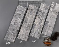 Серый и белый природных культуры камня внешней стене стойки Zf-Sw-022