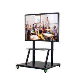 1080P de FHD televisores de pantalla plana táctil interactiva de 70 pulg.