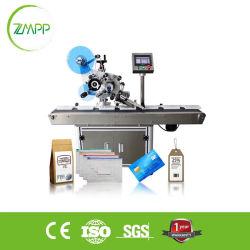 카드//매일을%s 새로운 디자인 자동적인 상단 그리고 편평한 레테르를 붙이는 기계 인쇄 제품