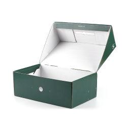 튼튼한 구두 상자 폴딩에 의하여 주문을 받아서 만들어진 운동화 포장의 인쇄를 착색하십시오