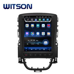 """Witson 9.7 """" Grote Van verschillende media van de Auto van het Scherm van het Scherm Androïde 8.1 Verticale GPS van Tesla Speler voor Opel Astra J/Vauxhall Holden 2010-2013"""