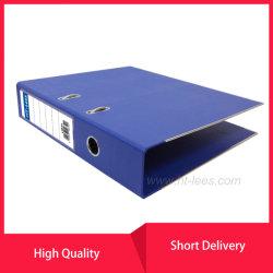 Dispositivo di piegatura di archivio dell'arco della leva del raccoglitore di clip dell'anello dell'ufficio 2 del PVC di Customerized