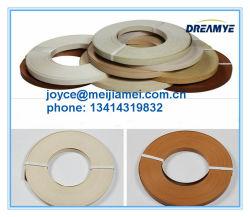Commerce de gros 2mm bord bord PVC de baguage de baguage des bandes de chant ABS pour les panneaux de particules, MDF et contreplaqué