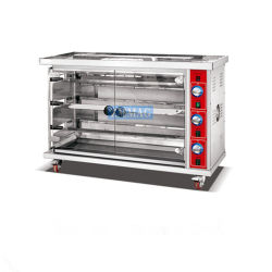 전기 수직 가스 불고기집 가래침 BBQ 석쇠 (ZMJ-3LE)