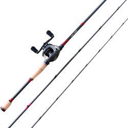 6'11''-7'3'' de taille moyenne des guides de tige de Fuji Bass de pêche