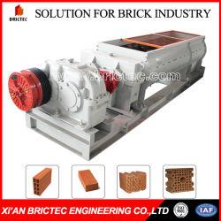 Doppio miscelatore dell'asta cilindrica per la macchina per fabbricare i mattoni dell'argilla