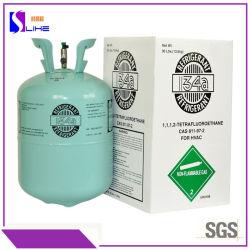 Enviro-Safe 100% puro de HVAC de gas refrigerante R134A de freón