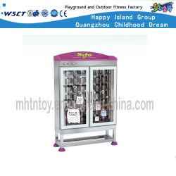 Mobiliário de jardim de infância xícara de segurança metálicas (IC-07609)