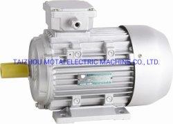 Carcasa de aluminio de buena apariencia de la serie ms ligero motor de inducción asíncrono