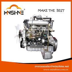 Four-Stroke l'eau de refroidissement moteur Turbo-Charging Inline 4JB1t pour le camion et le ramasseur