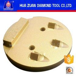 Rueda de pulido abrasiva del granito de la alta calidad PCD y de mármol de la taza de la rueda de diamante