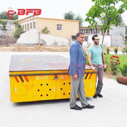 La Chine Atelier d'usine de matériel de manutention de transfert de la batterie de voiture lit plat pour le transport du moule