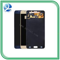 Ecrã LCD sensível ao toque de telefone móvel para a Samsung Galaxy Nota5/NT4/NT3/S7