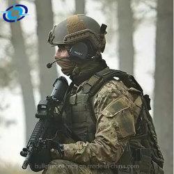 憲兵のNij最新の普及したIiiaの水平で速い武装した防弾ヘルメット