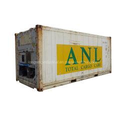 Usado 20FT transportadora container reefer com bom preço
