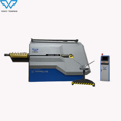 Sgw4-12b CNC Machine automatique de barres d'armature Stirrup Bender