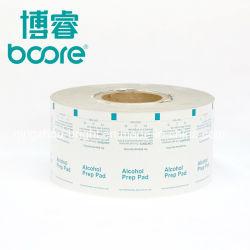 Aangepaste Bedrukte Warmteafdichting Voor Warmtebehandeling Papieren Folie