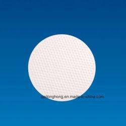 Palier élastique de PTFE pour Bridge/produits en plastique, plaquettes de roulement coulissant en PTFE