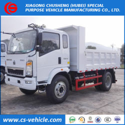 Vrachtwagen van de Stortplaats 17tons van de Vrachtwagen van de Kipper van Foton LHD/Rhd van de Leverancier van China 4X2 3ton de Mini Lichte Op zwaar werk berekende voor Verkoop