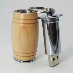 Usb-Blitz-Laufwerk-Bambusgeschenk-Speicher-Stock USB-Stock