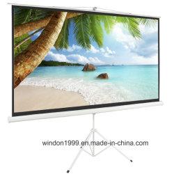 شاشة جهاز عرض الحامل ثلاثي القوائم مقاس 70 بوصة طراز X70 بوصة بحجم 10 أعوام مع جهة التصنيع