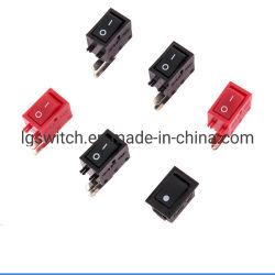 Router Ss01 15*10mm de MiniSchakelaar 3A250VAC van de Tuimelschakelaar off/on