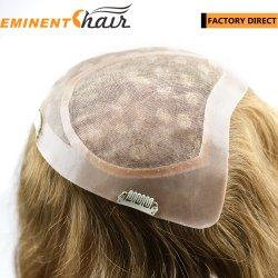 Wig Fornitore Fabbrica Seta Top Europeo Capelli Donne Mono Wig