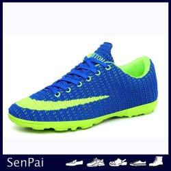 Customfabric мальчик и девочка футбол обувь футбол загружается Sneaker Pimps обувь