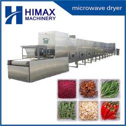 Four à micro-ondes industrielle sécheur équipements de séchage micro-ondes de la machine