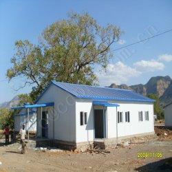 Camp de Construction modulaire préfabriquée de mise en page flexibles personnalisés Maisons et bâtiments préfabriqués