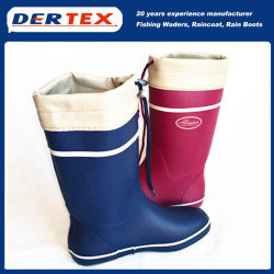 Alta Qualidade sapatas das mulheres Botas de chuva sapatas PVC