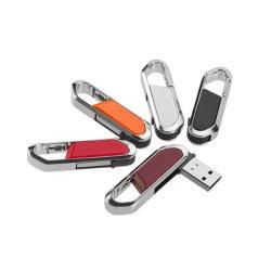 De Aandrijving Thum 2.0 van de Haak 32GB USB van het metaal de Bestuurder van de Flits van de Haak USB van Pendriver van de Flits van de Bestuurder 8GB 16GB