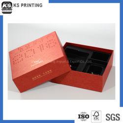 Kundenspezifischer Papverpackungs-Kasten-Karton-Kasten-Papier-Geschenk-Kasten-kosmetischer verpackenkasten