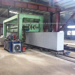 Het Blok die van de Technologie AAC van Duitsland Machine maken|AAC de Scherpe Machine van de Installatie AAC|De Machine van de Baksteen van het Blok AAC