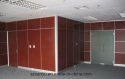 La conception de cloison de bois en provenance de Chine WPC Atelier indépendant