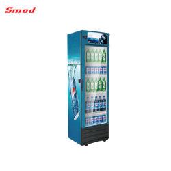Nevera comercial / pantalla vitrina refrigerador vertical / Hotel nevera
