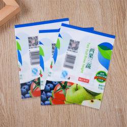 習慣はロゴPVCペット飲み物の飲料のびんの包装のためのプラスチック熱の袖の収縮を印刷した