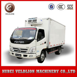 Foton 4X2 10ton camion réfrigéré