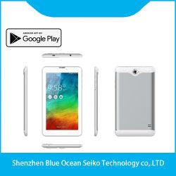 7 pouces 1024*600 4G MTK Tablet PC6739 1 Go de RAM double carte SIM Comprimé