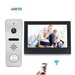 New Goods Digital Peephole Viewer ワイヤレスドアベルとスピーカーカメラ WiFi スマートフォンビデオドア電話ドア電話インターコムシステム
