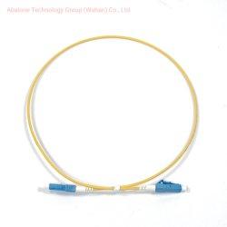 OEM 및 ODM 신규 설계 FC SC LC LSZH PVC 실내 커넥터 광섬유 점퍼 패치코드 피그테일 고품질 팩토리 가격